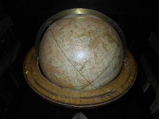 Carey's globe